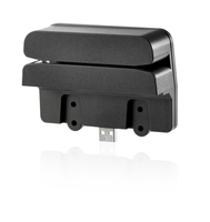 HP QZ673AA USB Black magnetic card reader