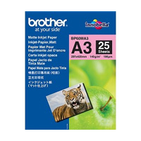 Brother BP60MA3 Inkjet Paper A3 (297×420 mm) Mat Wit papier voor inkjetprinter