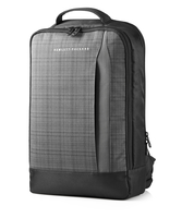 HP Slim Ultrabook Backpack Black,Grey backpack