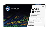 HP 654X Laser cartridge 20500pages Black