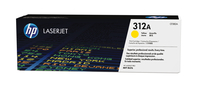 HP 312A Laser toner 2700pages Yellow