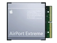 Apple Mac mini Airport Extreme & Bluetooth Upgrade Kit 54Mbit/s networking card