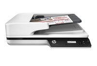 HP Scanjet Pro 3500 f1 Flatbed & ADF scanner 1200 x 1200DPI A4 Grey