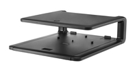 HP Monitor Stand Black