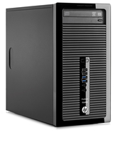 HP ProDesk 400 G3 3.2GHz i5-6500 Micro Tower Black PC