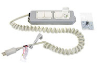 Ergotron Medical-Grade Power Strip Power Extension