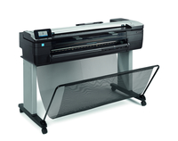 HP Designjet T830 36-in Color Thermal inkjet 2400 x 1200DPI A1 (594 x 841 mm) large format printer
