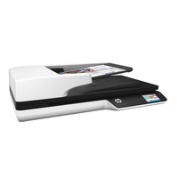 HP Scanjet Pro 4500 fn1 Flatbed & ADF scanner 1200 x 1200DPI A4 Grey