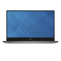 "DELL Precision 5510 2.7GHz i7-6820HQ 15.6"" 3840 x 2160Pixels Touchscreen Zwart, Zilver Ultrabook"