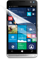HP Elite x3 Anti-Fingerprint Screen Protector (3-pack) Clear screen protector Elite x3 3pcs