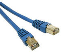 C2G 15m Cat5e Patch Cable 15m Blue networking cable