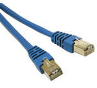 C2G 30m Cat5e Patch Cable 30m Blue networking cable