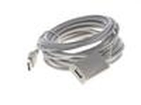 Promethean 5m USB Cable 5m Grey USB cable