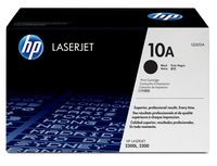 HP 10A Laser cartridge 6000pages Black