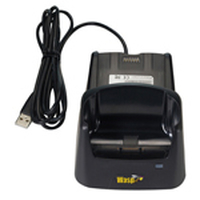 Wasp 633808700010 Black notebook dock/port replicator