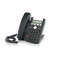 Polycom SoundPoint IP 321 Grey