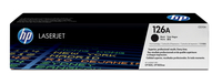 HP 126A Laser cartridge 1200pages Black