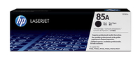 HP 85A Laser cartridge 1600pages Black