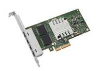 Intel Ethernet Server Adapter I340 1000Mbit/s networking card