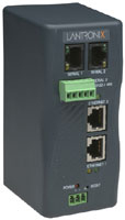 Lantronix XPress-DR+ RS-232 serial server