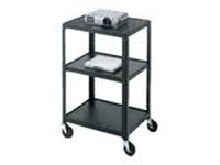 Bretford A2642-QZ Multimedia cart Black multimedia cart/stand