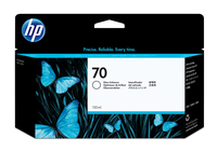 HP 70 glansverhoger DesignJet inktcartridge, 130 ml