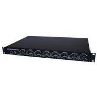 Comtrol DeviceMaster Serial Hub 16-Port Black