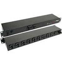 CyberPower CPS1220RMS 0U Black Power Distribution Unit (PDU)