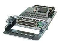 Cisco 16-Port Asynchronous High-Speed WAN Interface Card carte et adaptateur d'interfaces