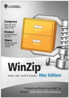 Corel WinZip Mac Edition, 200-499u, 1Y, MNT