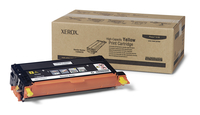 Xerox 113R00725 6000pages Yellow laser toner & cartridge
