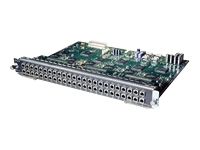 Cisco WS-X4148-FX-MT Fast Ethernet network switch module