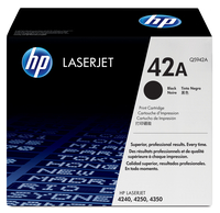 HP 42A 10000pages Black