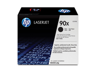 HP 90X Laser cartridge 24000pages Black