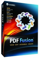 Corel PDF Fusion, Mini-Box, 1u, ENG