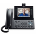 Cisco 9971 IP phone Charcoal Wired handset LCD