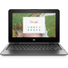 "HP Chromebook x360 11 G1 EE Blue 29.5 cm (11.6"") 1366 x 768 pixels Touchscreen 1.10 GHz Intel® Celeron® N3350"