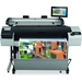 HP Designjet SD Pro large format printer Colour 2400 x 1200 DPI Thermal inkjet 1118 x 1676 Ethernet LAN
