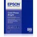 "Epson Pap Cold Press Bright 24"" (0.610x15.2m) 305g média grand format"