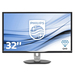 "Philips B Line 328B6QJEB computer monitor 80 cm (31.5"") Quad HD LED Flat Black,Silver"