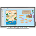"Smart Board 7086 touch screen-monitor 2,18 m (86"") 3840 x 2160 Pixels Wit Multi-touch Multi-gebruiker"