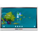 "Smart Board 6075 75"" 3840 x 2160Pixels Multi-touch Multi-gebruiker Wit touch screen-monitor"