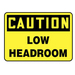 Panduit PRS0710C7308 safety sign 1 pc(s) Plate safety sign