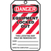Panduit PVT-1056-Q safety sign 25 pc(s) Plate safety sign