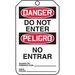 Panduit PVT-1126 safety sign 5 pc(s) Plate safety sign