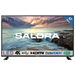 "Salora 2800 series 43UHL2800 tv 109,2 cm (43"") 4K Ultra HD Zwart"