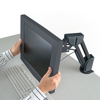 Kensington ® Flat Panel Desk Mount Monitor Arm