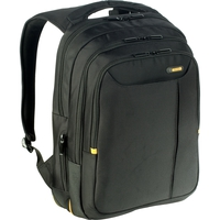 "Targus Meridian II 15.6 15.6"" Backpack Black"