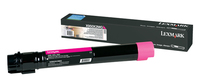Lexmark 22Z0010 Cartridge 22000pages Magenta laser toner & cartridge