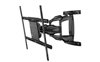 Peerless SA771PU Black flat panel wall mount